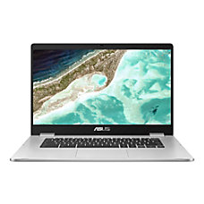 ASUS Chromebook Laptop 156 Screen Intel