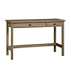 Sauder Country Line Writing Desk Salt