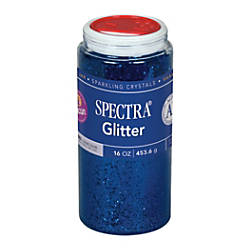 Pacon Glitter Shaker Top Can Blue