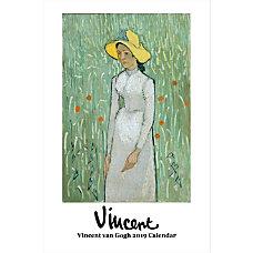 Retrospect Monthly Wall Calendar Van Gogh
