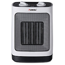 Lorell Adjustable Ceramic Heater Ceramic Electric
