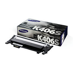 Samsung K406 CLT K406S Black Toner Cartridge By Office