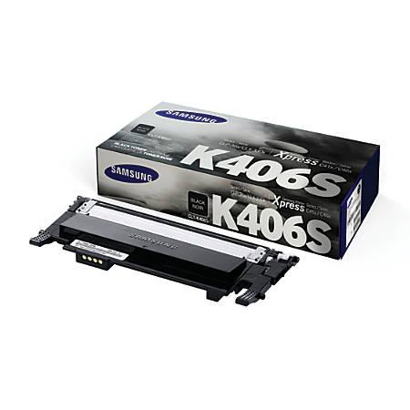 Samsung K406 (CLT-K406S) Black Toner Cartridge