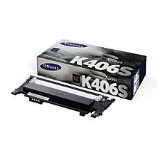 Samsung K406 CLT K406S Black Toner