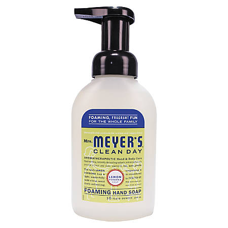 Mrs. Meyer's Clean Day Foaming Hand Soap, Lemon Scent, 10 Oz