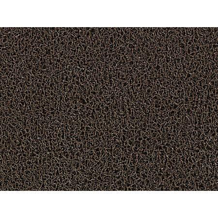 """The Andersen Company Frontier Floor Mat, 36"""" x 120"""", Brown"""