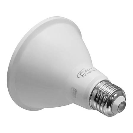 Euri PAR30 Short Reflector Dimmable LED Bulbs, 900 Lumens, 12 Watts, 2700 Kelvin/Soft White, Pack Of 6 Light Bulbs