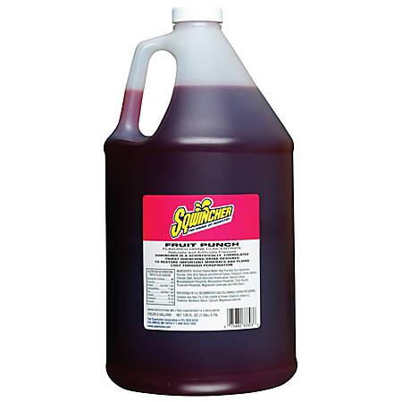 Sqwincher ZERO Liquid Concentrate, Cool Citrus, 64 Oz, Case Of 6