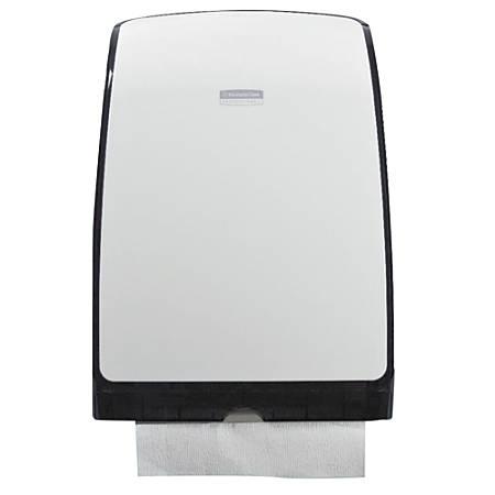"Kimberly-Clark® Professional Series MOD Slimfold Paper Towel Dispenser, 13 3/5""H x 9 3/4""W x 2 15/16""D, White"