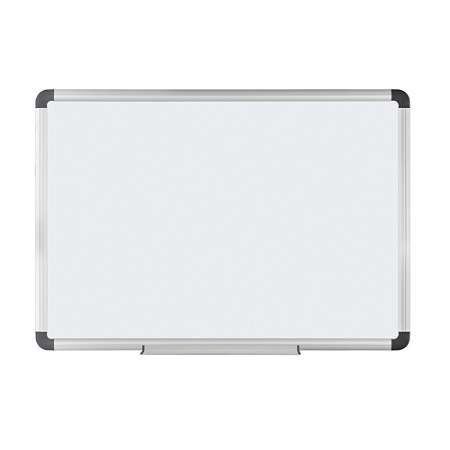 FORAY Magnetic Dry Erase Boards With Aluminum Frame 36 x 48 White ...