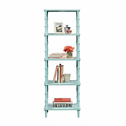 Sauder Eden Rue 4 Shelf Tower