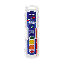 Prang Washable Watercolors 8 Color Set