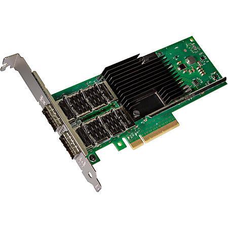Intel® Ethernet Converged Network Adapter XL710-QDA2 - PCI Express 3.0 x8 - 2 Port(s) - Optical Fiber, Twinaxial - Bulk