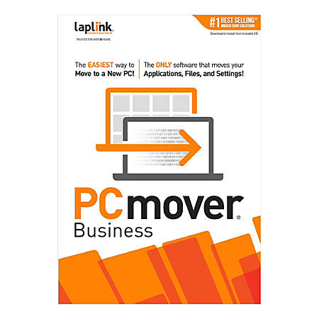 Laplink PCmover Business 11 - 10 Uses