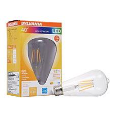 Sylvania LEDvance ST19 Dimmable 450 Lumens