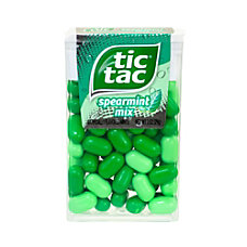 Tic Tac Spearmint Mix Sugar free