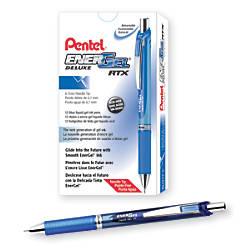 Pentel EnerGel Deluxe RTX Retractable Pens