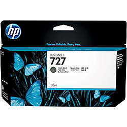 HP 727 Original Ink Cartridge Matte