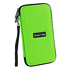 Guerrilla Zipper Calculator Case Green G1