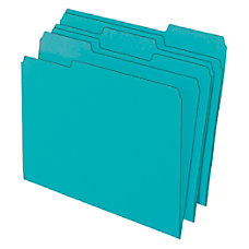 Office Depot Brand Color File Folders
