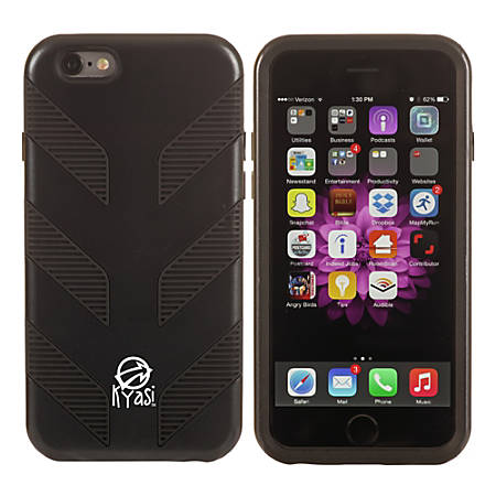 Kyasi Prime Mech Case For Apple® iPhone® 6 Plus, Black