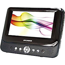 Sylvania SDVD9957 Car DVD Player 9