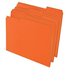 Office Depot Brand Color File Folders