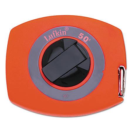 Hi-Viz® Universal Lightweight Measuring Tapes, 3/8 in; 10 mm x 100 ft; 30 m
