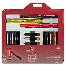 Sheaffer Calligraphy Pen Maxi Kit Fine