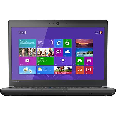 "Toshiba Portege R30 13.3"" LCD Notebook - Intel Core i7 Dual-core (2 Core) 3 GHz - 16 GB DDR3L SDRAM - 512 GB SSD - 1366 x 768"