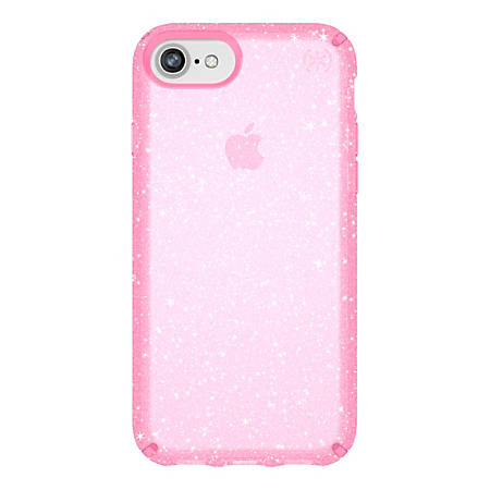 Speck® Presidio™ Case For Apple® iPhone® 8, Clear/Pink