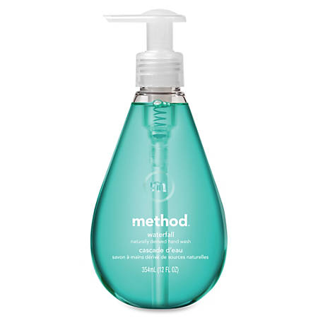 Method® Waterfall Natural Gel Hand Wash, 12 Oz