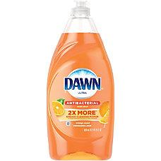Dawn Orange AntiBacterial Dish Liquid Liquid