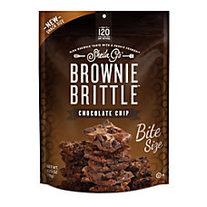 Brownie Brittle Chocolate Chip Brownie 275