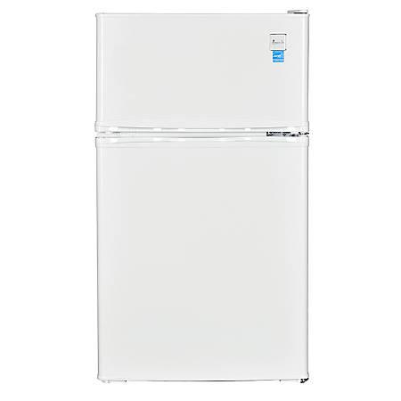Avanti 3.1 Cu Ft Counter-High Refrigerator, White