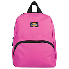 Dickies Mini Festival Backpack Pink