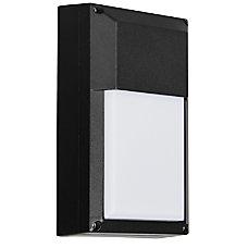 Luminance LED Exterior Wall Mount Fixture