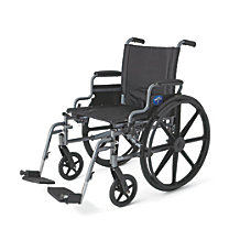 Medline K4 Extra Wide Lightweight Wheelchair