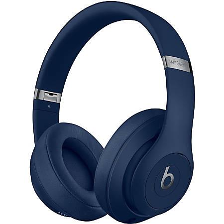 Beats by Dr. Dre Studio3 Wireless On-Ear Headphones, Blue