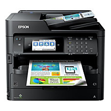 Epson WorkForce Pro ET 8700 EcoTank