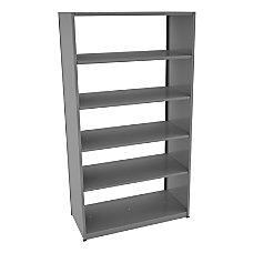 Tennsco Capstone Steel Adjustable Shelving Unit