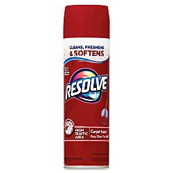 Resolve Carpet Foam Foam Spray 017
