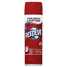 Resolve Carpet Foam Foam Spray 017