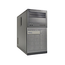 Dell Optiplex 790 MT Refurbished Desktop