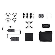 DJI Spark Quadcopter Fly More Set