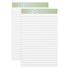Office Depot Brand Fashion Legal Pads
