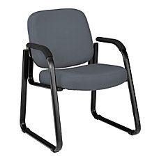 OFM Guest Chair With Fabric Seat