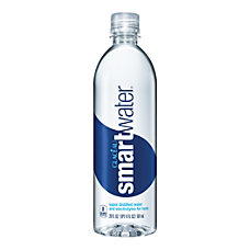 glac au Smartwater 20 Oz Case