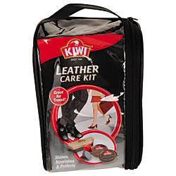 KIWI Leather Care Travel Kit