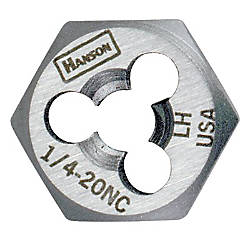 DIE 1 8 HRT HANSON